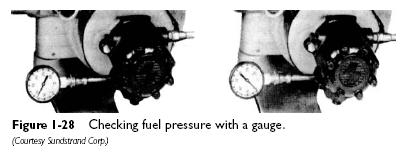 fuel pressure Fuel Pump Service and Maintenance