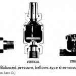 Balanced-Pressure Thermostatic Steam Traps