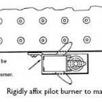 Installing a Pilot Burner